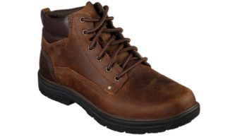 Skechers Mens Segment Garnet Boot